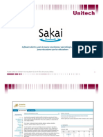 plataforma SAKAI