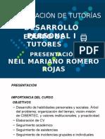 Sesion 1 Desarrollo Personal