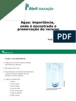 Ciencias Da Agua