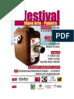 II Festival Videoarte Palmira 2016 Kit Informativo