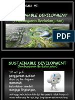 6 - Sustainable Development