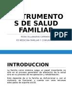 Instrumentos de Medicina Familiar