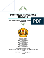 Proposal Magang
