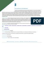 Uma Patente Metodo Para La Preservacion de Tejidos de Vertebrados