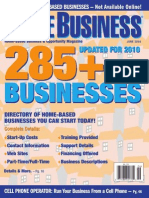 Home Business Magazine June 2010