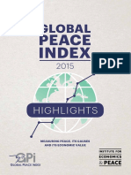 Global Peace Index 2015 Highlights_0