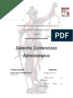Recurso Contencioso Administrativo Tributario