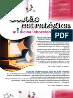 Gestão Estratégica - Medicina Laboratorial