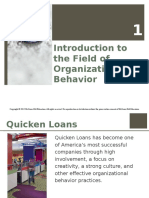 Chapter 1 Slides - Organizational Behavior