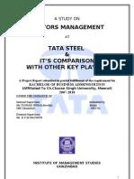 Debtors Management @ Tata Steel