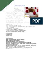 recetas rosiqui