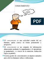 V.-EL-CONOCIMIENTO.ppt