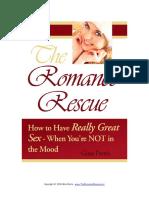 Romance Rescue Excerpt