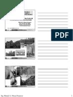 6. La Seguridad en La Estructura de Sostenimiento de Excavaciones