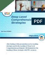 inferential comprehension strategies