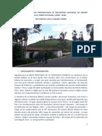 Informe de la Salida Preparatoria al Encuentro Nacional de Misión Rahma Perú 2016, Junín