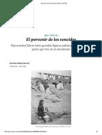 El porvenir de los vencidos _ Babelia _ EL PAÍS
