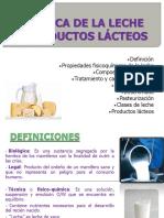 Química de La Leche