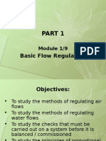 1-9 Basic Flow Regulation