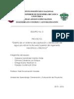 Diseño de un sistema de captación y distribución de agua pluvial en la Escuela Superior de Ingeniería Mecánica y Eléctrica
