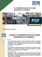 Lectura e Interpretacion de Isometricos