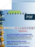 Plumbing - Lectures