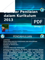 STANDAR PENILAIAN K13_ LANG ASSESMENT & EVALUATION (1).pptx