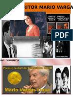 Caratula de Monografia MARIO VARGAS LLOSA