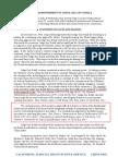 CJP-Orders Incomplete - Defective