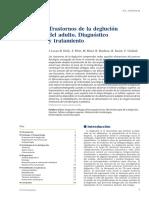 Trastornos de La Deglución Del Adulto. Diagnóstico y Tratamiento