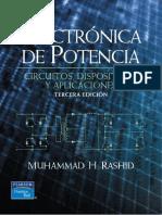 Electrónica de Potencia - 3a Edición