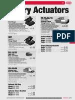 rotary actuators watermark