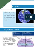 Unidad 1 El Planeta Tierra