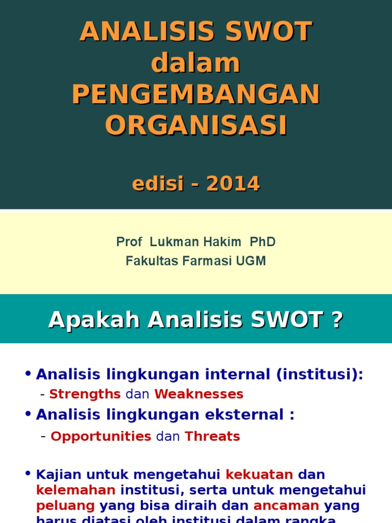 Analisis Swot Mmf Start New Version