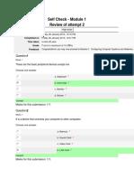 Computer Servicing Ncii Module 1 Quiz