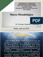 METODOLOGIA 1 Marco Metodol%F3gico
