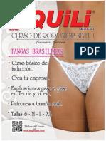 Curso de Tangas Brasileras