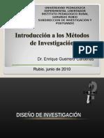 Introducción Métodos de Invesatigación