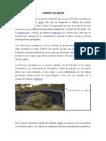 Puente Colgante Modificar Informe de Luis Pucuhuaranga