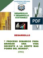 14 - DESARROLLO Y DESARROLLO SOSTENIBLE.ppt
