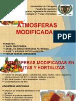 Atmosferas Modificadas en Frutas y Hortalizas