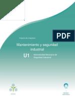 Unidad1NormatividadMexicanadeSeguridadIndustrial