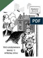 The Guildsman 01