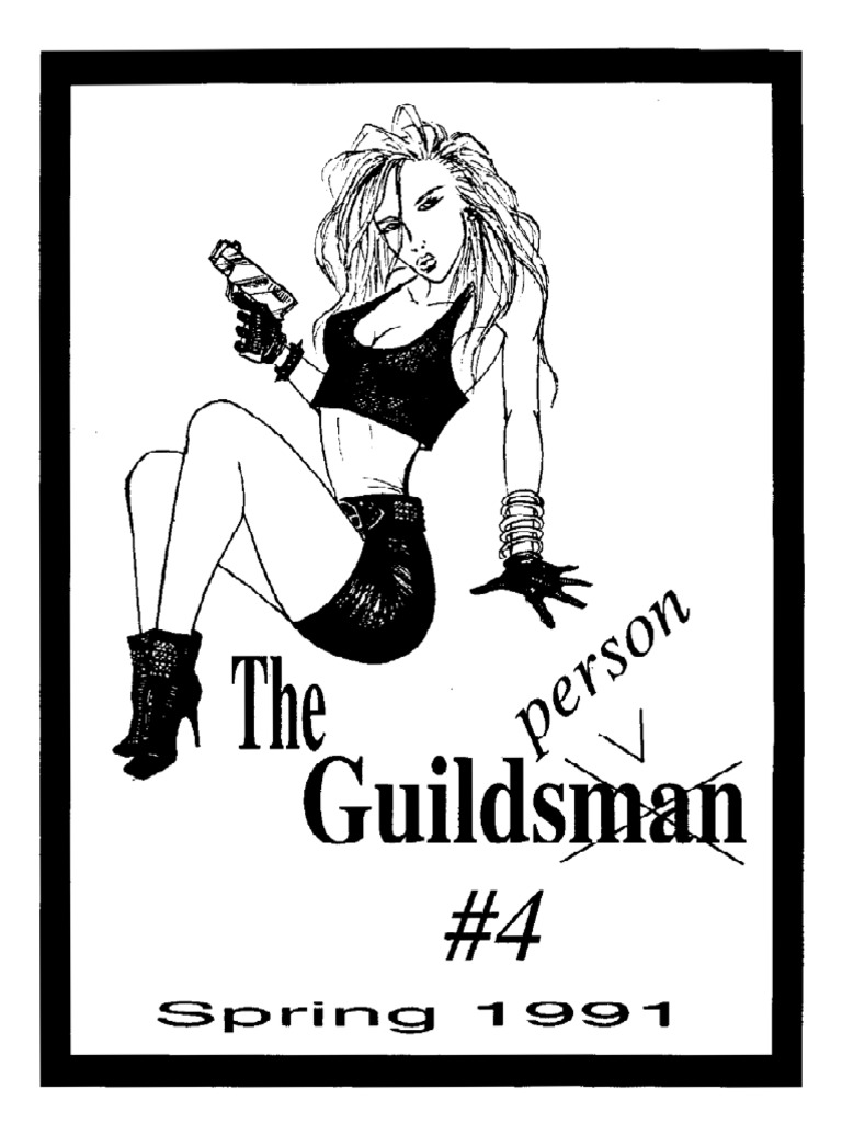 the guildsman 04 dice puting and information technology 92 Cavalier Slammed