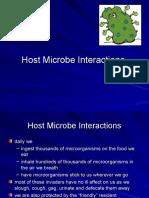 Kuliah Mikropangan 2010 Food Borne Host Microbe Interactions 1