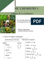 Pertemuan Ke-8 Alkanes & Cycloalkane