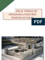 Cómo Era El Templo de Jerusalém en Tiempos de Salomón