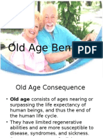 Old Age Benefit