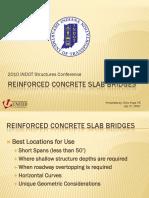 RCC Slab Bridge