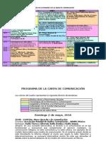 Programa Carpa Comunicacion